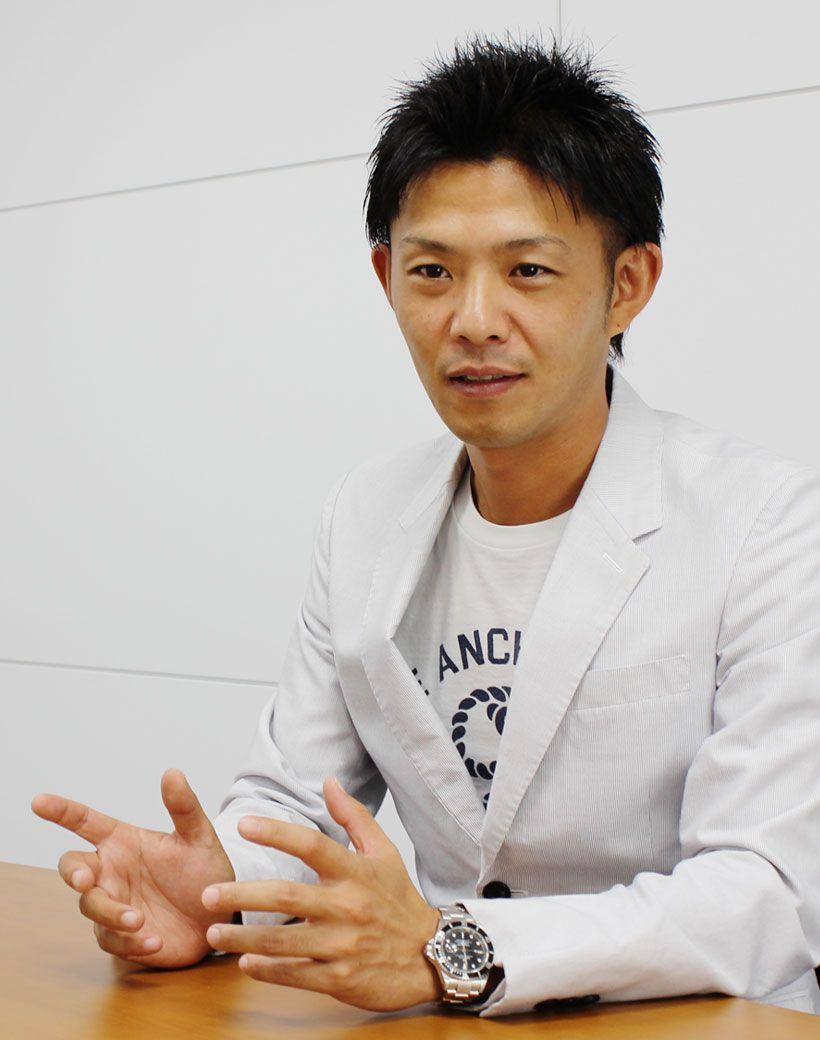 アスクプロ株式会社 代表取締役社長 今村 愼太郎